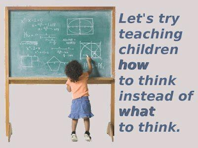 Unable to connect the dots of thinking « Day by Day–A Classroom Here, A Classroom There
