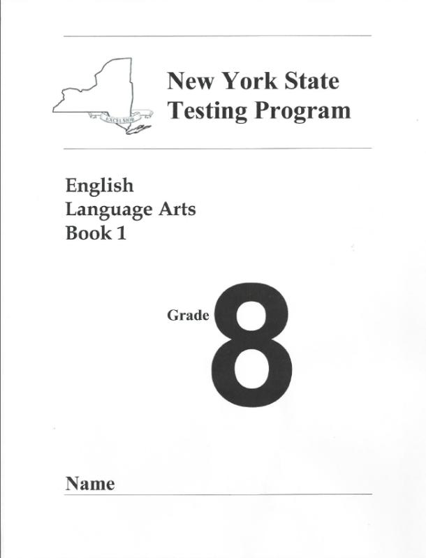 Eighth grader designs standardized test that slams standardized tests